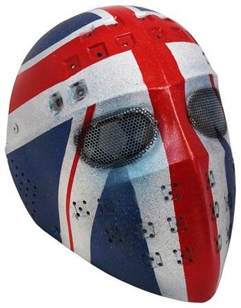 Маска GAMER 1.0 - Британский флаг