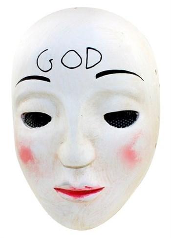 Маска GOD (Судная ночь 2)