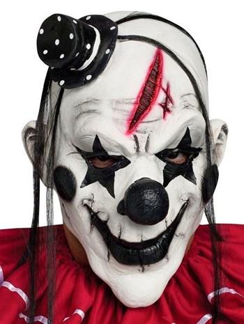Маска Страшного Клоуна #001