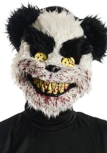 Окровавленная панда-убийца - фото 30115