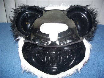 Окровавленная панда-убийца - фото 30117