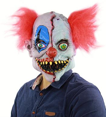 Ужасный клоун - фото 32705
