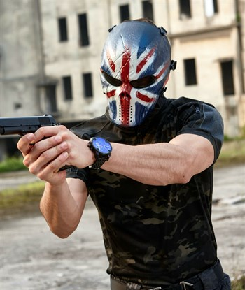 Британский пехотинец - фото 32993