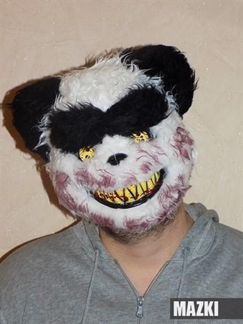 Окровавленная панда-убийца - фото 33588