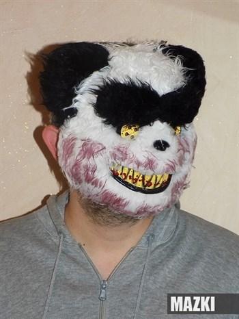 Окровавленная панда-убийца - фото 33589