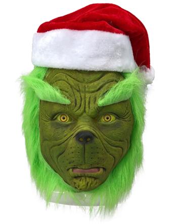 Гринч (Похититель Рождества) в колпаке - фото 33838