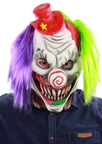 Клоун Гипнозист - фото 34574