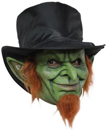 Зеленый гоблин в шляпе - фото 35428