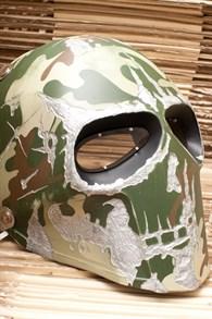 Ударопрочная маска Veteran, для пейнтбола и страйкбола