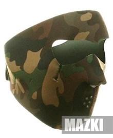 Маска из Неопрена 17 - Камуфляжная