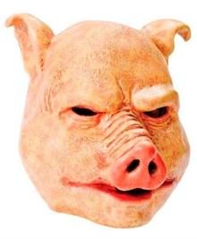 Маска свиньи Aubrey (Hotline Miami)