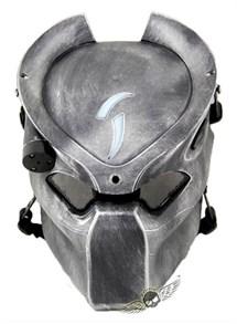 Маска Хищника / Predator, с активным лазером