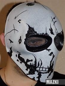 Маска Белый череп / White Skull