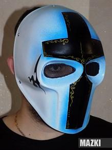Ударопрочная маска Knight Templar