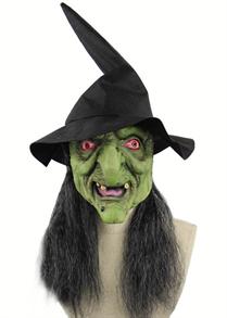 Старая зеленая ведьма