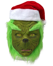 Гринч (Похититель Рождества) в колпаке
