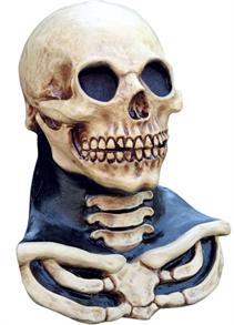 Скелет с черепом