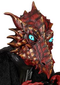 Дракон огненный