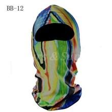 Балаклава с принтом BB v12.0