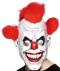 Клоун из пранков, с красными волосами - фото 33400