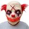 Неоновый клоун - фото 34123