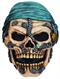 Череп пирата с косынкой - фото 35105