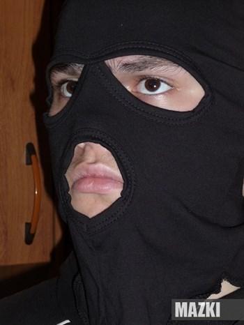 Балаклава террориста v5.0 (3 отверстия)