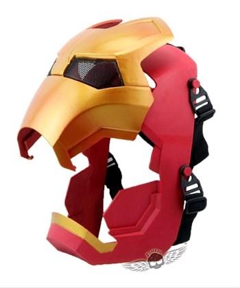 Маска железного человека (Iron Man), активная