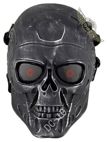 Маска Терминатора / Terminator / T800