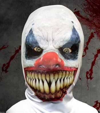 Оскал клоуна - фото 18077