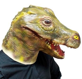 Маска голова крокодила 2.0