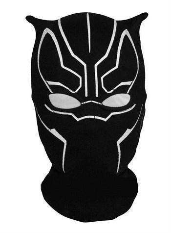 Маска-балаклава Черная Пантера (Black Panther)
