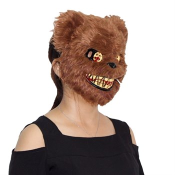 Окровавленный медведь-убийца - фото 30124