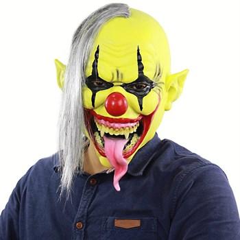 Страшный обезумевший клоун - фото 31845