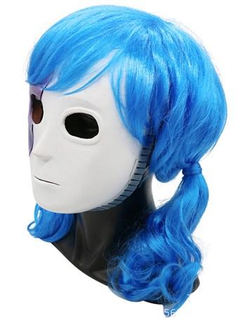 Открытки, маска салли фишера картинки
