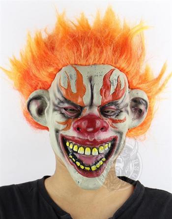 Безбашенный клоун - фото 34576