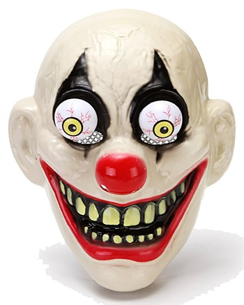Лупоглазый клоун-гоблин - фото 34797