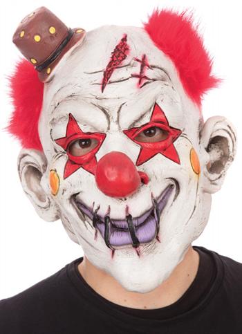 Звездный клоун (красный) - фото 37010