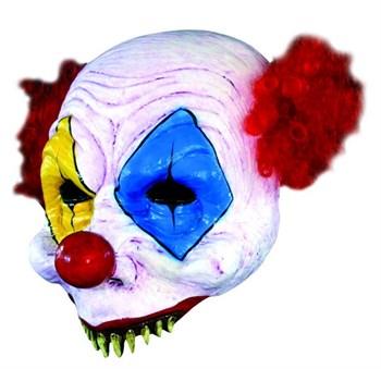 Клоун (без подбородка) - фото 37153