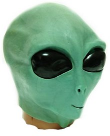 Инопланетянин / Пришелец (НЛО)