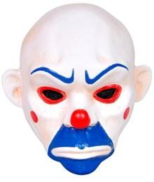 Маска Джокера-Клоуна-Грабителя (Бэтмен: Темный рыцарь)