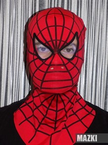 Маска Человека Паука (Spider Man) 1.0