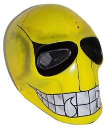 ударопрочная маска Smile желтая