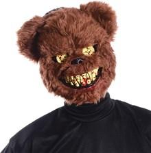 Окровавленный медведь-убийца