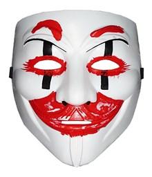 "Хакер из фильма ""Кто Я"" / CLAY (Vendetta Restyling)"