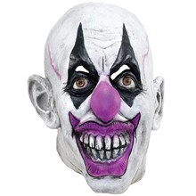 Довольный клоун