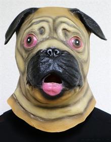 Собака Мопс