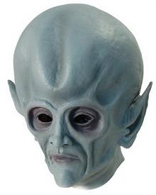 Инопланетянин / Пришелец (НЛО) с большой головой