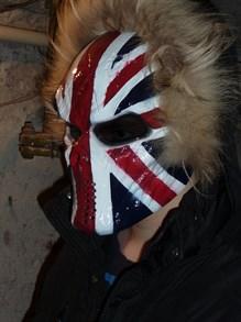 Британский пехотинец