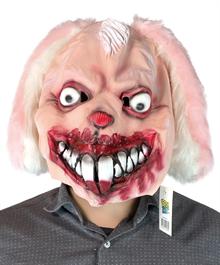 Кролик-Убийца, плюшевый розовый